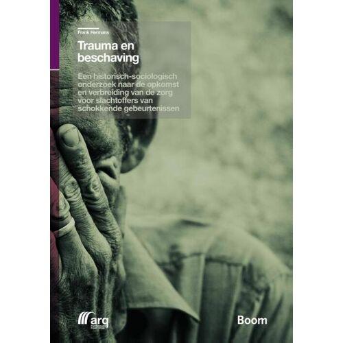 Trauma en beschaving - F. Hermans (ISBN: 9789461053336)