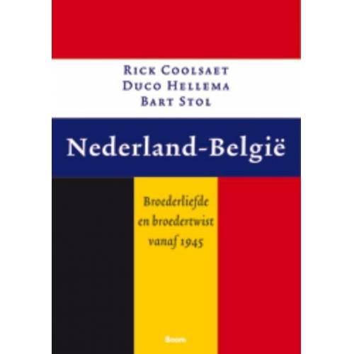 Nederland - België - Bart Stol, Duco Hellema, Rik Coolsaet (ISBN: 9789461054746)