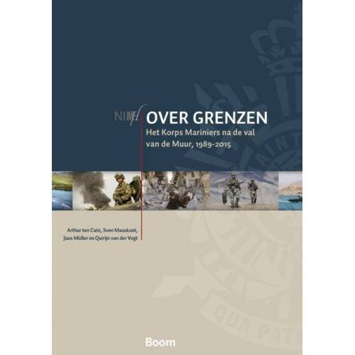 Over grenzen - Arthur ten Cate (ISBN: 9789461059031)