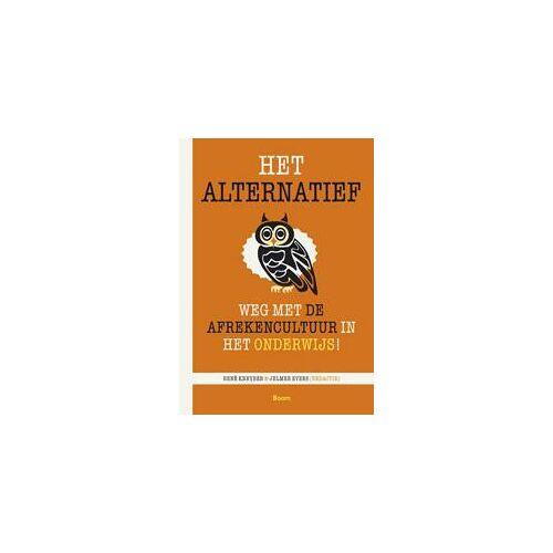 Het alternatief - (ISBN: 9789461059642)