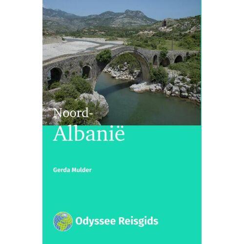 Noord-Albanië - Gerda Mulder (ISBN: 9789461230621)
