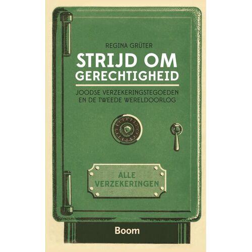 Strijd om gerechtigheid - Regina Grüter (ISBN: 9789461276636)