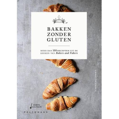 Bakken zonder gluten - Emmelou Green (ISBN: 9789461317148)