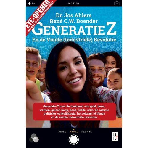 Generatie Z - en de vierde (industriële) revolutie - Jos Ahlers, Rene C.W. Boender (ISBN: 9789461562166)