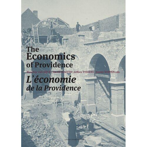 The Economics of providence / L'economie de la providence - (ISBN: 9789461661104)
