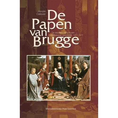 De papen van Brugge - Hendrik Callewier (ISBN: 9789461661555)