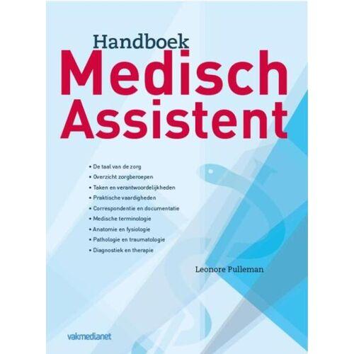 Handboek medisch assistent - (ISBN: 9789462153684)
