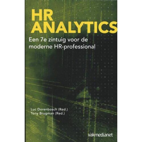 HR Analytics - (ISBN: 9789462154414)