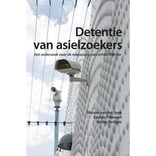 Detentie van asielzoekers - Ashley Terlouw (ISBN: 9789462404779)