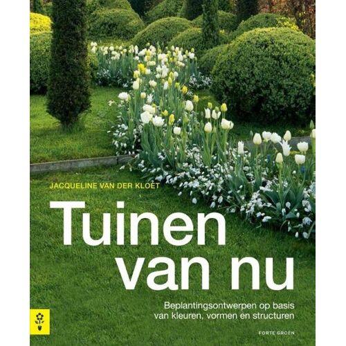 Tuinen van nu - Jacqueline van der Kloet (ISBN: 9789462500099)