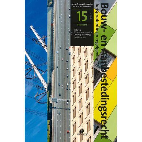 Bouwrecht - M.A.B. Chao-Duivis, M.A. van Wijngaarden (ISBN: 9789462511040)