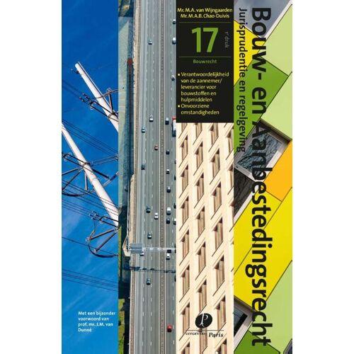 Bouwrecht - M.A. van Wijngaarden (ISBN: 9789462511170)