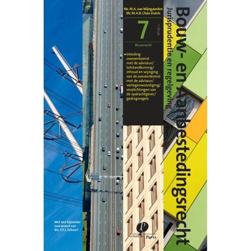 Bouwrecht - M.A.B. Chao-Duivis, M.A. van Wijngaarden (ISBN: 9789462512368)