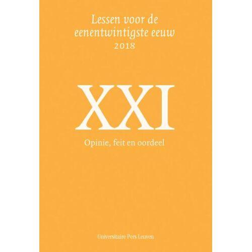Opinie, feit en oordeel - (ISBN: 9789462701304)