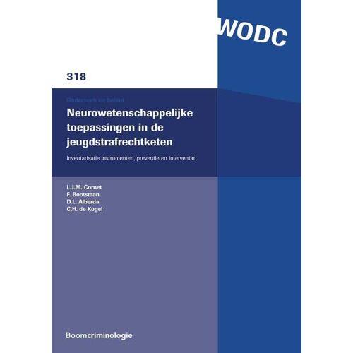 Neurowetenschappelijke toepassingen in de jeugdstrafrechtketen - C.H. de Kogel (ISBN: 9789462746497)