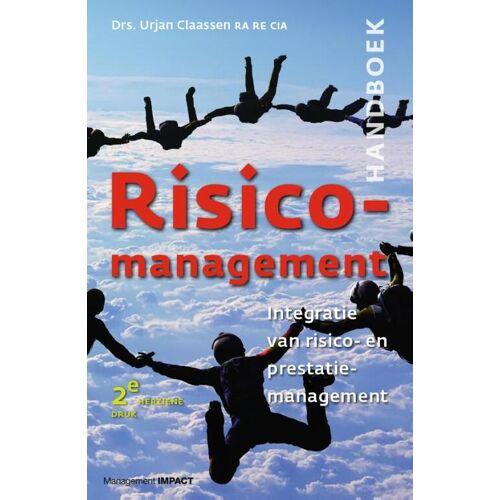 Handboek Risicomanagement - Urjan Claassen (ISBN: 9789462763173)