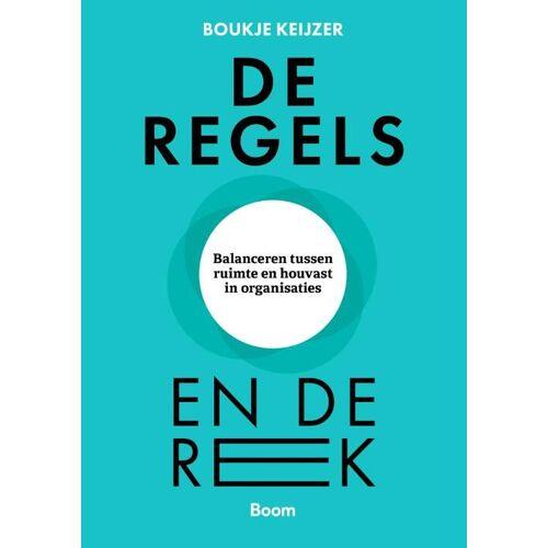 De regels en de rek - Boukje Keijzer (ISBN: 9789462763944)