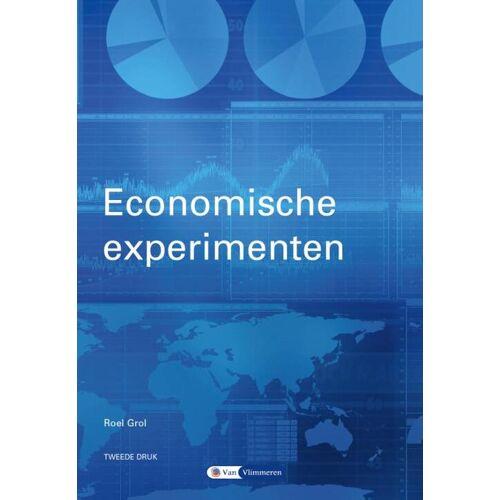 Economische experimenten - Roel Grol (ISBN: 9789462872042)