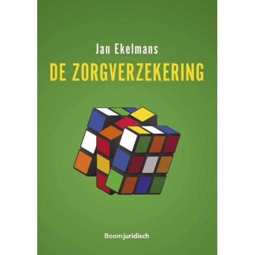 De zorgverzekering - Jan Ekelmans (ISBN: 9789462907232)