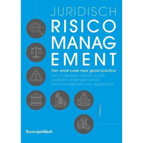 Juridisch risicomanagement - Ivar Timmer (ISBN: 9789462908741)