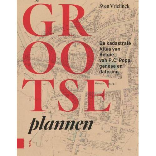 Grootse plannen - Sven Vrielinck (ISBN: 9789462987852)