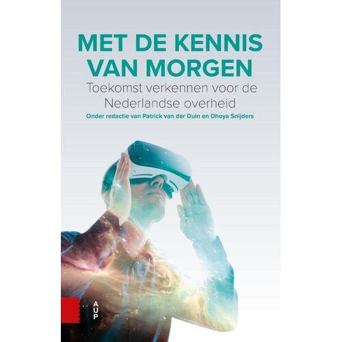 Met de kennis van morgen - (ISBN: 9789462988477)
