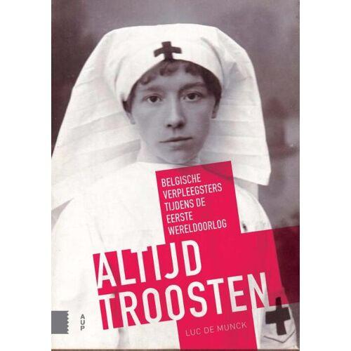 Altijd troosten - Luc de Munck (ISBN: 9789462989245)