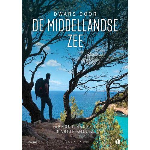 Dwars door de Middellandse Zee - Arnout Hauben, Marijn Sillis (ISBN: 9789463105088)