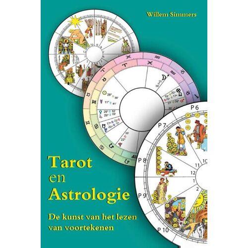 Tarot en astrologie - Willem Simmers (ISBN: 9789463310000)