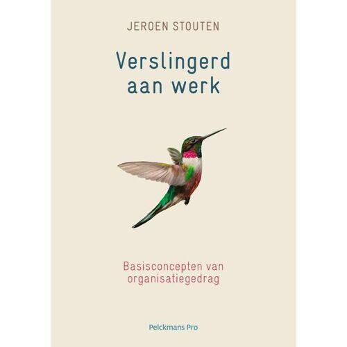 Verslingerd aan werk - Jeroen Stouten (ISBN: 9789463371377)