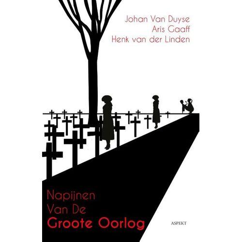 België - Nederland - Aris Gaaff, Henk van der Linden, Johan van Duyse (ISBN: 9789463387958)