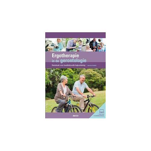 Ergotherapie in de gerontologie - Leen de Coninck (ISBN: 9789463792691)