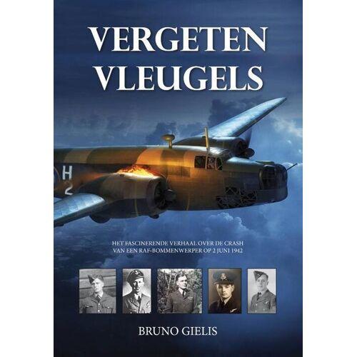 Vergeten vleugels - Bruno Gielis (ISBN: 9789463883702)
