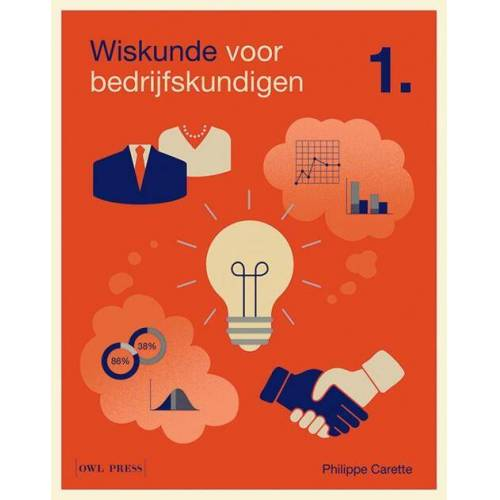 Wiskunde voor bedrijfskundigen - Philippe Carette (ISBN: 9789463932097)