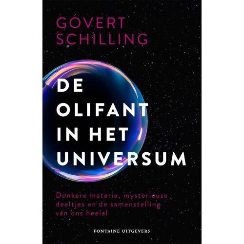 De olifant in het universum - Govert Schilling (ISBN: 9789464040975)