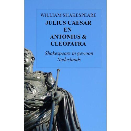 Julius Caesar en Antonius & Cleopatra - William Shakespeare (ISBN: 9789464180800)