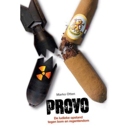 Provo - Marko Otten (ISBN: 9789490085957)