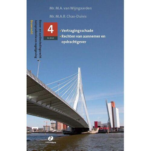Bouwrecht - M.A.B. Chao-Duivis, M.A. van Wijgaarden (ISBN: 9789490962685)