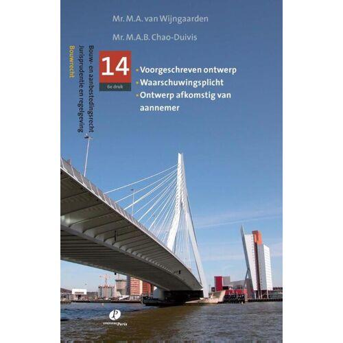 Bouwrecht - M.A.B. Chao-Duivis, M.A. van Wijngaarden (ISBN: 9789490962951)