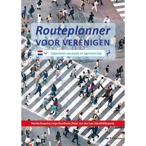 Routeplanner voor verenigen - D. Wijnperle (ISBN: 9789491441059)