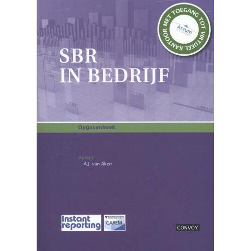 SBR in bedrijf - A.J. van Aken (ISBN: 9789491725142)