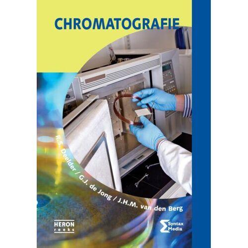 Chromatografie - G.J. de Jong, J.H.M. van den Berg, R.S. Deelder (ISBN: 9789491764233)
