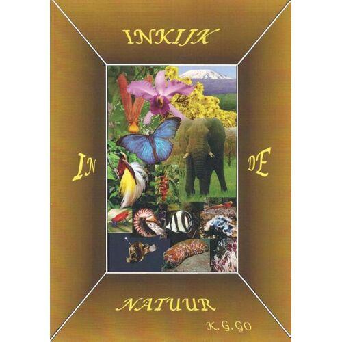 Inkijk in de natuur - (ISBN: 9789492182500)