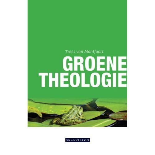 Groene theologie - Trees van Montfoort (ISBN: 9789492183804)