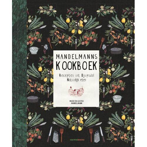Mandelmanns kookboek - Gustav Mandelmann, Marie Mandelmann (ISBN: 9789492504036)