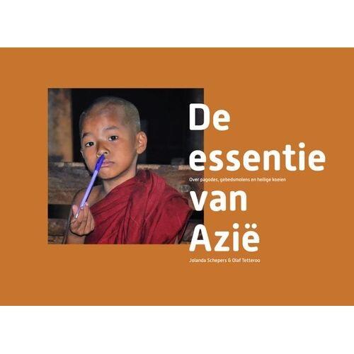 De essentie van Azië - Jolanda Schepers (ISBN: 9789492723741)