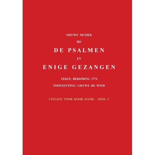 Nieuwe muziek bij de psalmen en enige gezangen - (ISBN: 9789492799067)