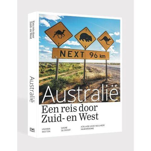Australië - Lisanna Weston, Sanne de Groot (ISBN: 9789492920997)