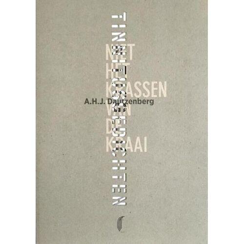 Niet het krassen van de kraai - A.H.J. Dautzenberg (ISBN: 9789492928221)