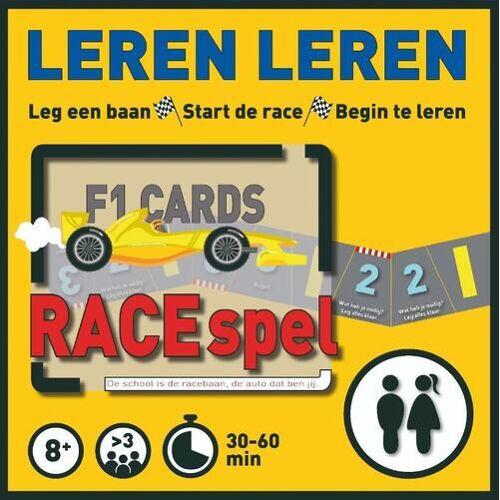 Leren leren racespel - Bouke van der Meulen (ISBN: 9789492990174)